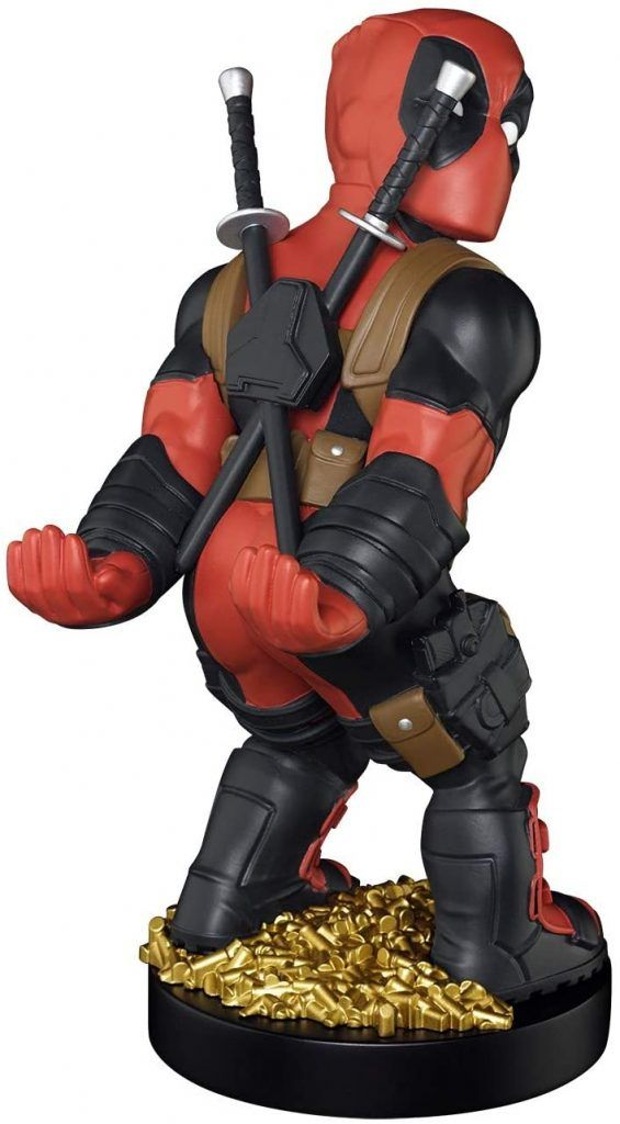 Cable Guy PS4 DeadPool